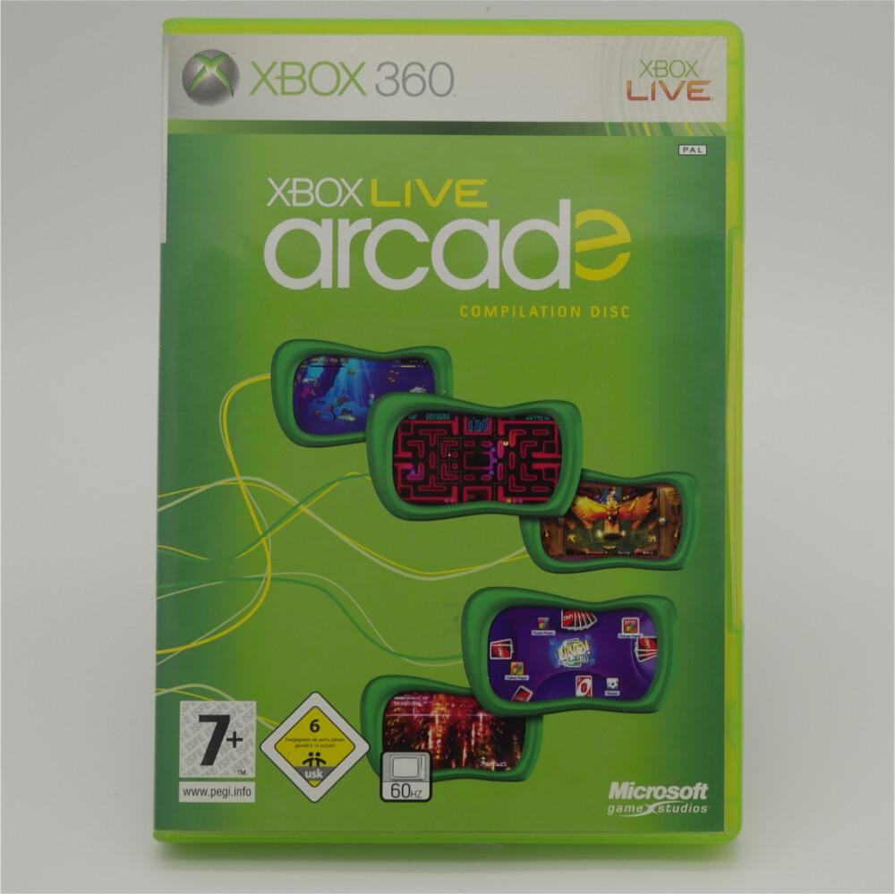 Arcade Compilation Disc - Used Item