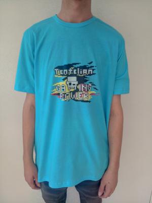 Tentelian Gaming Power - T-Shirt