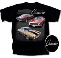 Chevy 3 Camaro's