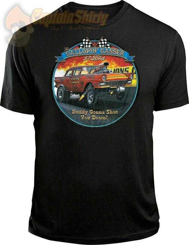 57 Ford Gallopin Gasser