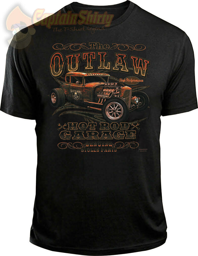 The Outlaw Hot Rod Garage