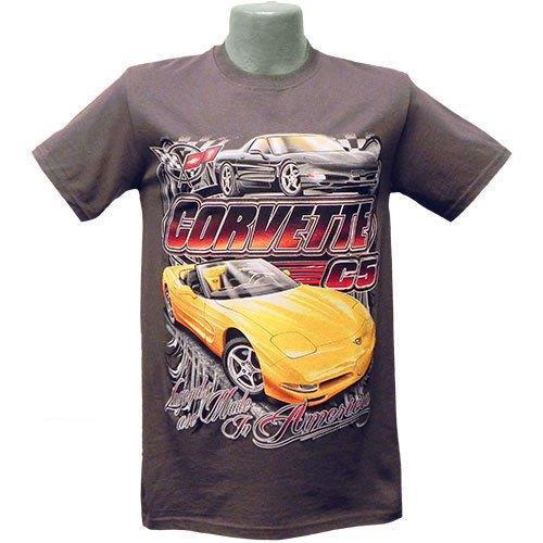 "Corvette C5 ""Legends are made in America"""