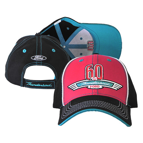 Ford Thunderbird 60th Anniversary Cap