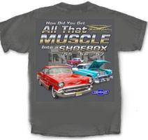 Chevy BelAir Shoebox 55 56 57