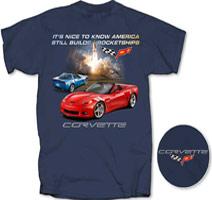 "Corvette ""Rocketships"""