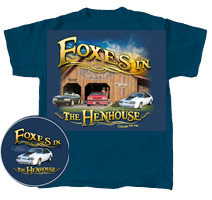 """Mustang """"Foxes In The Hen House"""""""