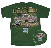 """Ford Trucks """"Lost in the Woods"""""""