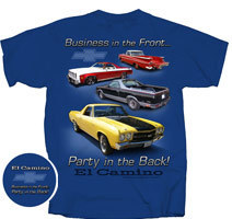El Camino - Business in the Front, Party in the Back
