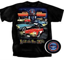 "Corvette Diner ""Lost In The 50's"""