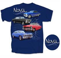 Chevy 4 Nova's