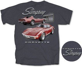 Corvette Stingray Garage