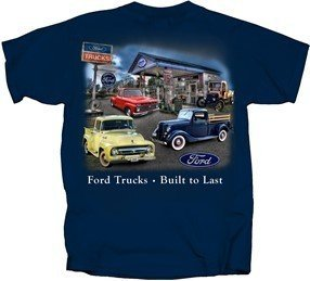 Ford Vintage Truck Station
