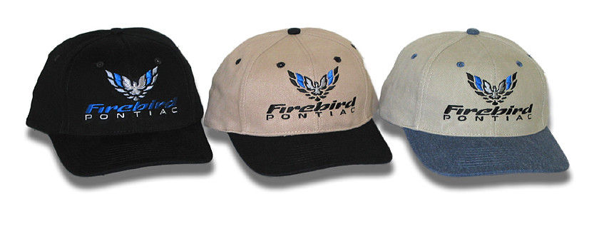 Pontiac Firebird Cap