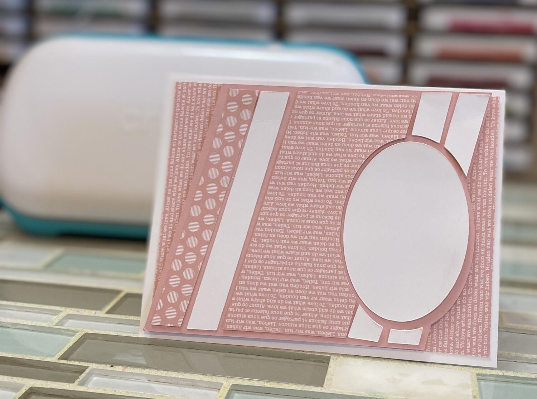 JOY: Lean In Card