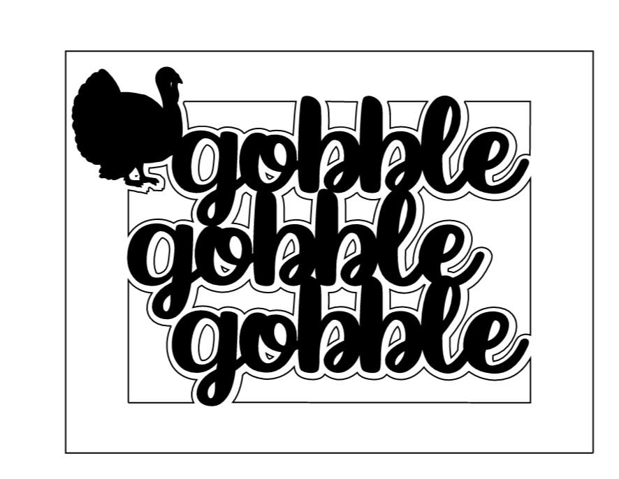 JOY: Gobble Card