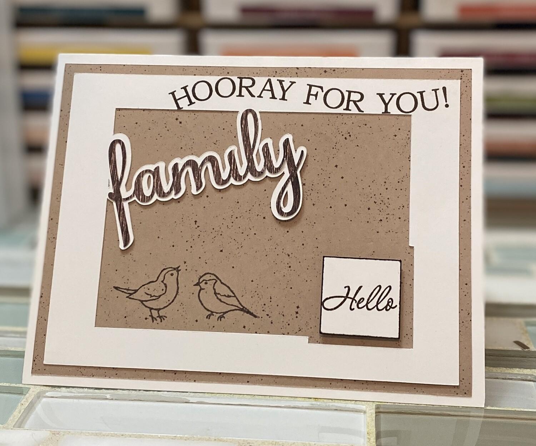 JOY: Family Card