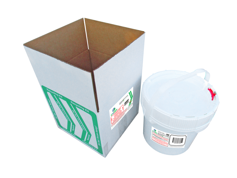 Dry Cell Battery Recycling Kit (3.5 Gallon)