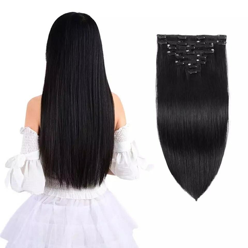 Clip-In Vietnamese Hair Extensions