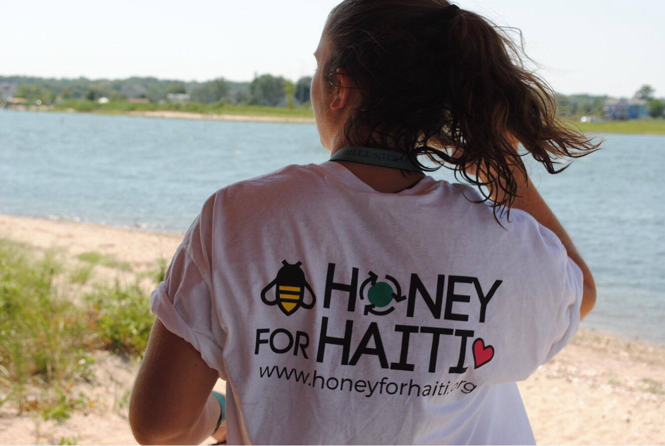 Honey for Haiti Short Sleeve - Small