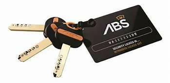 Genuine Avocet ABS key cut to code......... KEYS ARE CLEANED WITH ALCOHOL WIPES BEFORE DESPATCH