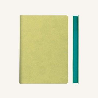 Signature ponthálós jegyzetfüzet - A5 , világos zöld
