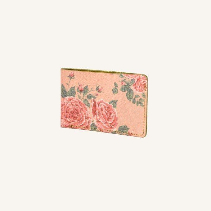 Flower Wow névjegy tartó- Tea Rose