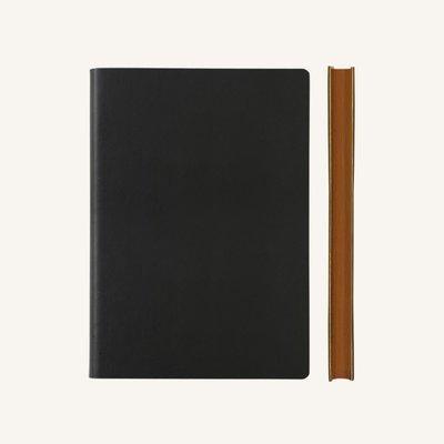 Signature ponthálós jegyzetfüzet - A5 , fekete