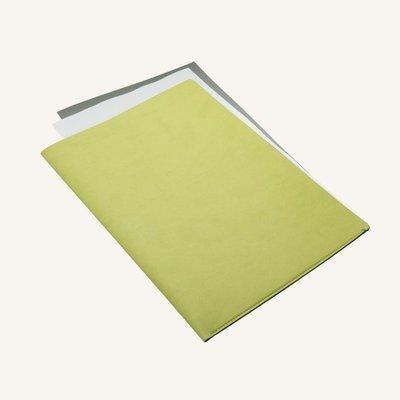 A4 dokumentum mappa -világos zöld