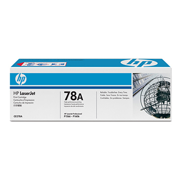HP LJ P1566 (78a) Genuine
