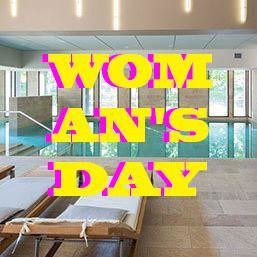 SPA WOMAN'S DAY