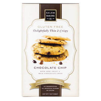 Gluten Free - Chocolate Chip, 7oz