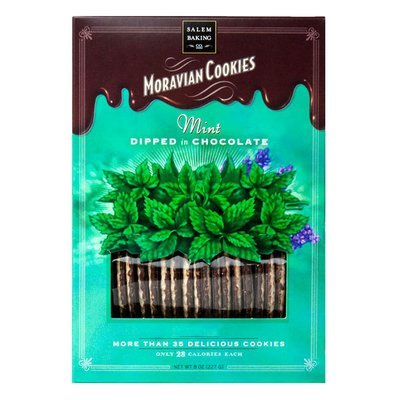 Chocolate Dip Mint, 15oz bag