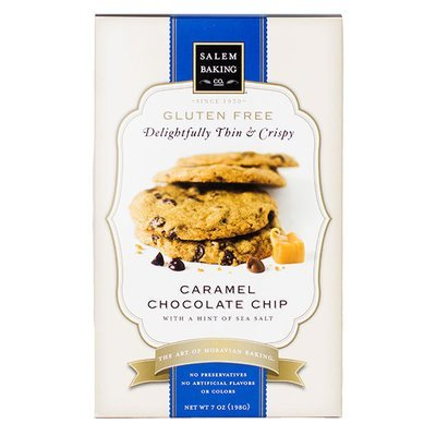 Gluten Free - Caramel Chocolate Chip, 7oz