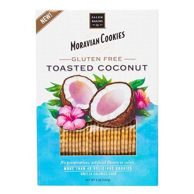 Gluten Free - Toasted Coconut, 7oz