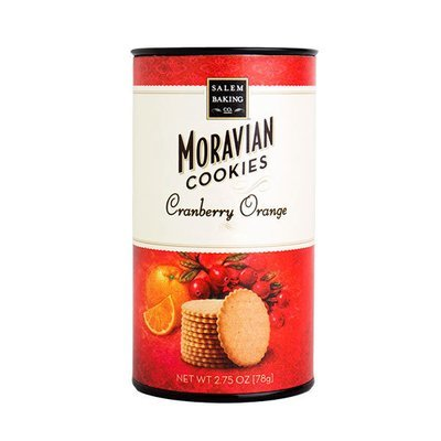 Cranberry Orange Cookie Tube, 2.75oz