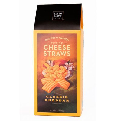 Classic Cheddar Cheese Straws, 9oz bag