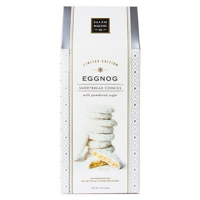 Eggnog Shortbread Cookies, 5oz