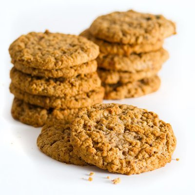 Oatmeal, 12 cookies