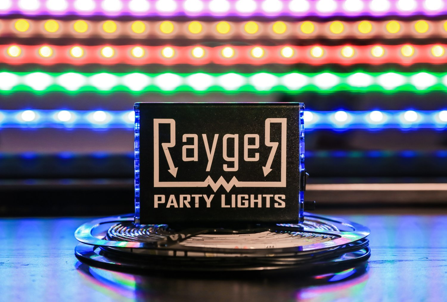 Classic Rayger Lightshow