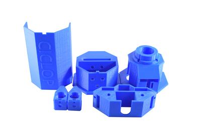 CowTech Ciclop 3D Printed Parts