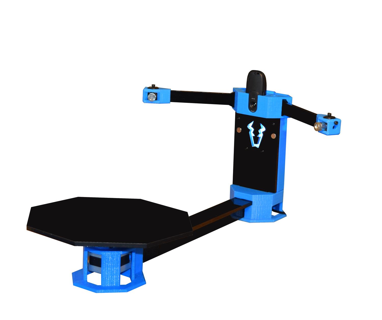 Standard Ciclop Scanner