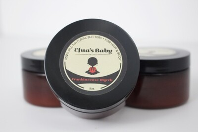 Frankincense/Myrrh 4oz Hair & Body Butter
