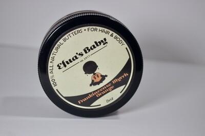Frankincense/Myrrh/Orange 8oz Hair & Body Butter