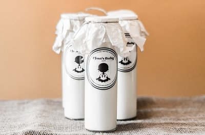 Unscented 7-day Prayer Soy Candle