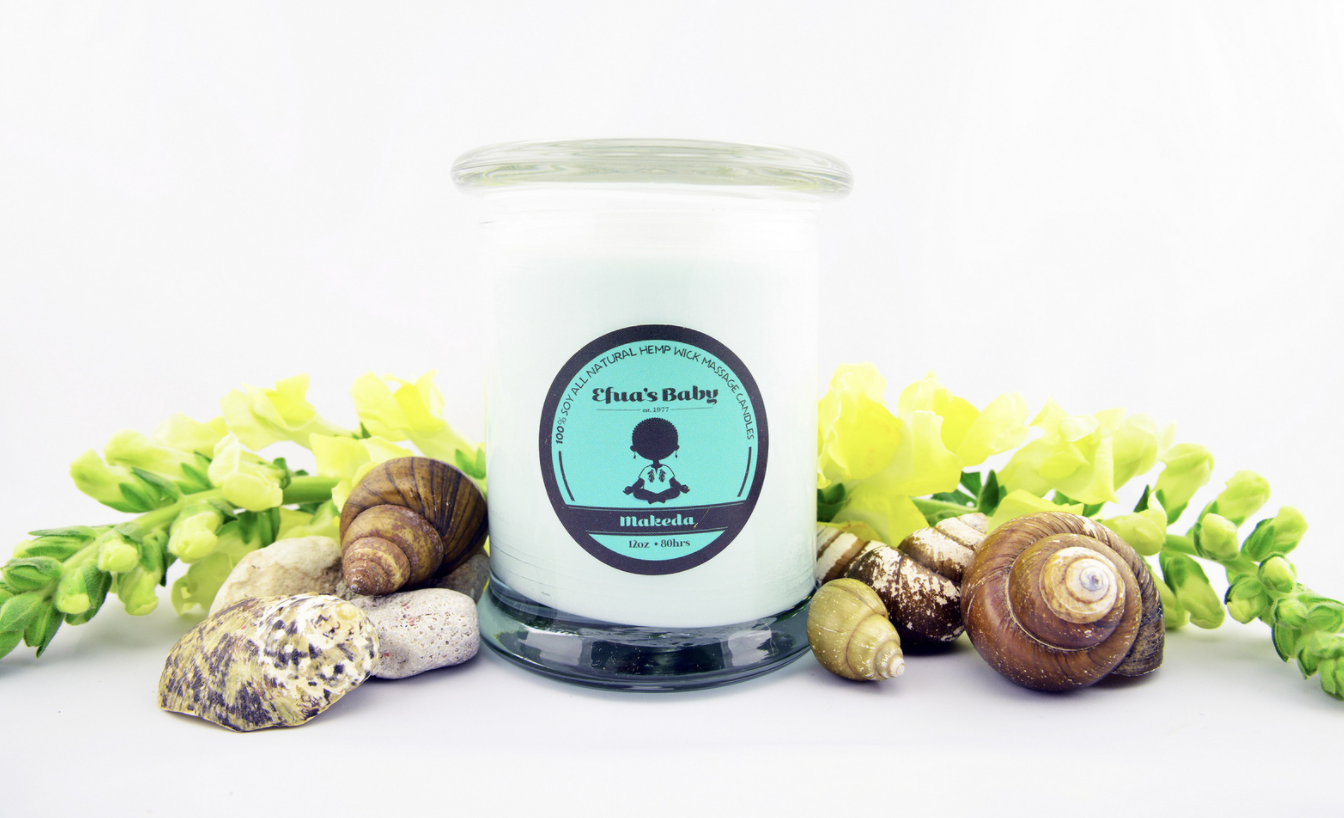 Makeda 12oz QUEEN Series Soy Candle