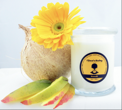 Nandi 8oz QUEEN Series Soy Massage Candle
