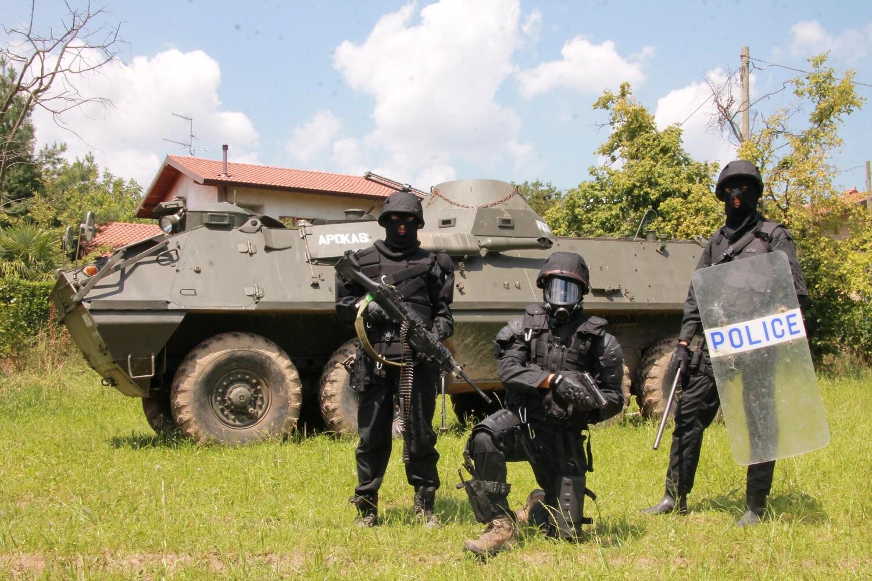 Stunt escape \ Escape Room con carri armati