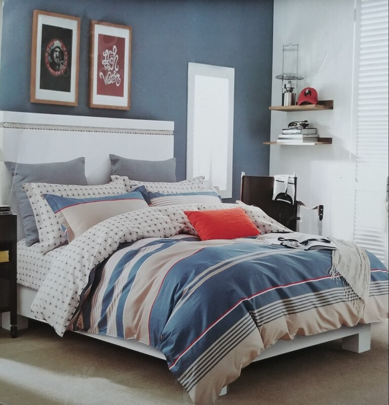 Caldera Bedding Set