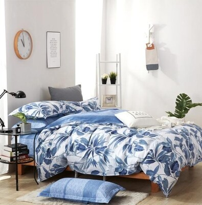 PAINTED POSIE  (6 PIECE) FASHION BEDDING SETS