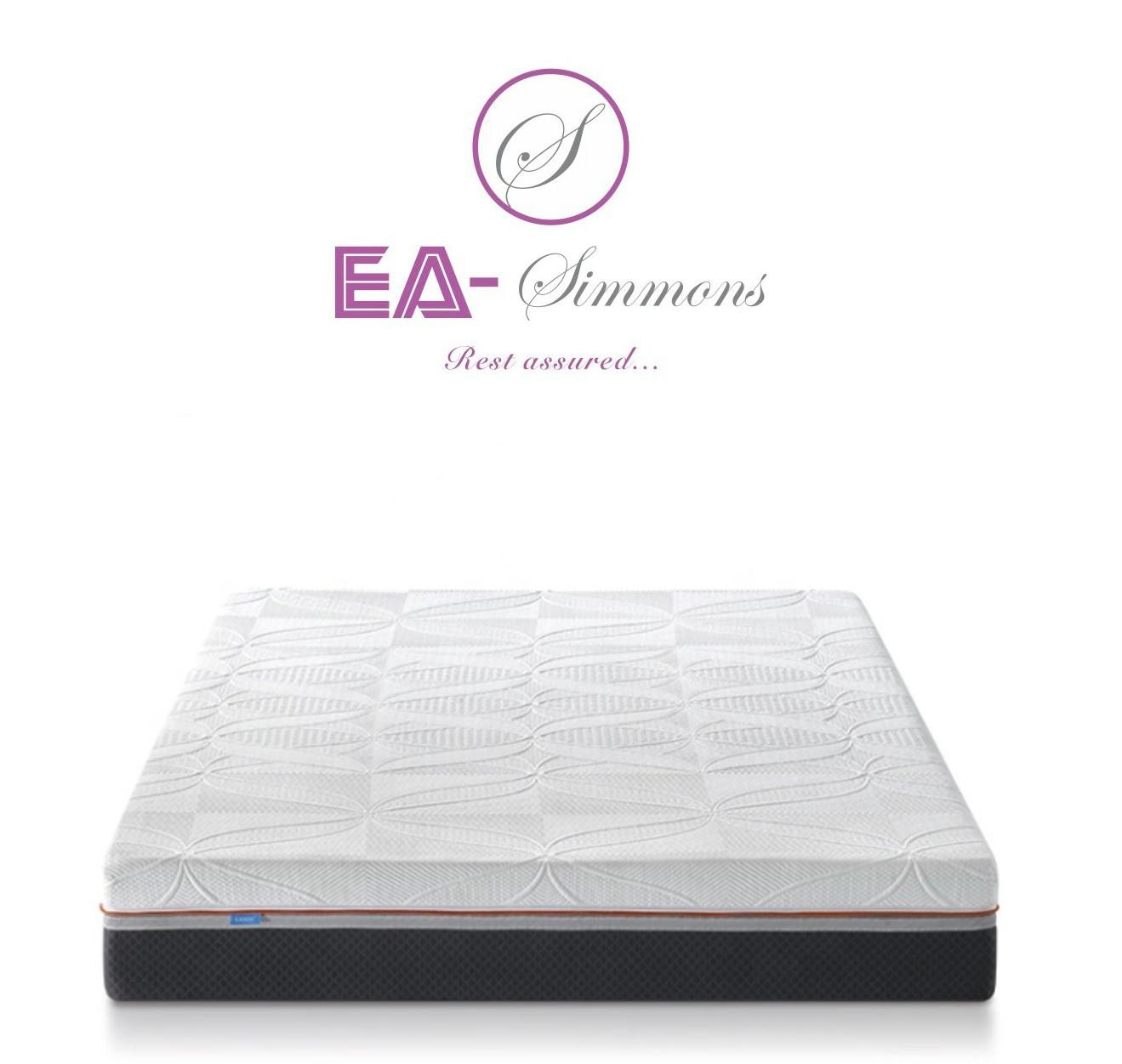 EA-Simmons Cloud Sensation (Hybrid) Mattress